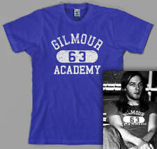 Pink Floyd Gilmour Academy 63 T Shirt, David Gilmour, the wall, dark side moon