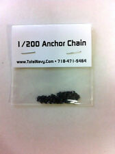 Model Ship Anchor Chain 1/200 Scale