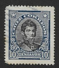 Chile Stamp - 10c  Cancelled/LH 1911 USED (D3)