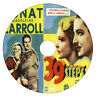The 39 Steps - Robert Donut, Madeleine Carroll - 1935 - Alfred Hitchcock - DVD