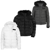 Everlast Bomber Jacket Ladies Winter Jacket S – L XL 2XL 3XL Coat New