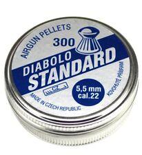 300 Balines DIABOLO STANDARD Cal. 5.5 Marca: DIABOLO Modelo: STANDARD 35323