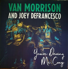 VAN MORRISON / JOEY DEFRANCESCO - YOU'RE DRIVING ME CRAZY - 2LP VINYL NEW SEALED