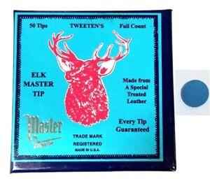 50 Elk Master Tips - 10.5MM Elkmaster - Tweeten - Made in the USA