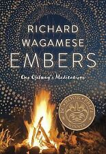 Embers: One Ojibway's Meditations (Paperback or Softback)