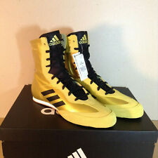 Adidas Box Hog X Special Gold Boxing Shoes US 11.5