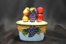 Sonoma Villa Home Interiors 3PC Fruit Spreader with Holder EC