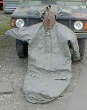 Gebrauchter Bundeswehr Schlafsack alte Art mit Armen sehr guter Zustand Größe 2