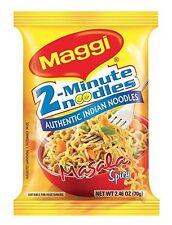 Maggi Masala 2-Minute Noodles India Snack - 70 gm x 5