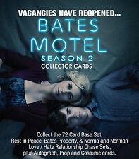 Breygent Bates Motel Season 2 Trading Cards Sealed Box - 8 Hits