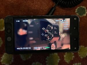 SmallHD 502 SDI/HDMI On Camera Monitor w/ Small HD 502 Batteries & Charger