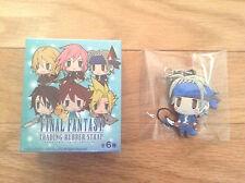 Locke Final Fantasy Rubber Strap Square Enix US SELLER! COMES WITH BOX! NEW!