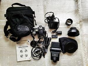 Nikon CoolPix 5700 14 Piece Set