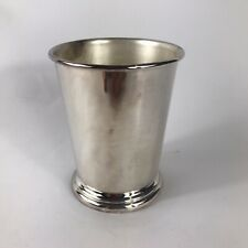 Vintage Sheridan Silverplate Mint Julep Cup with Original Packaging