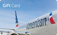 $100 American Airlines Gift Card - Mail Delivery