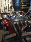454 Stroker 489 496 Chevy High Perf Hyd Roller Dyno Run Turn Key Engine 600hp
