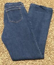 Not Your Daughters jeans NYDJ dark wash flare size 16