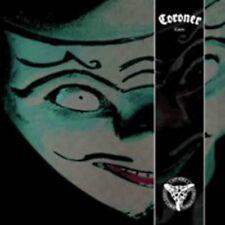 Coroner - Grin - New Remastered CD Album