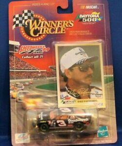 1998 WINNERS CIRCLE NASCAR DALE EARNHARDT #3 DAYTONA 500