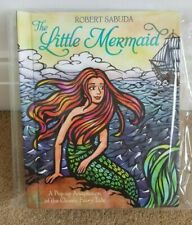 NEW The Little Mermaid Pop Up Book by Robert Sabuda