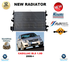 FOR CADILLAC BLS 1.9D MANUAL GEARBOX 2006-> NEW RADIATOR OE QUALITY