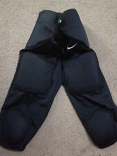 Nike Recruit Football Pants Black Boys Large Youth