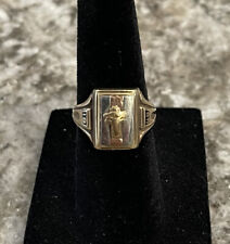 1948 10k Vintage Class Ring