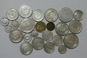 COSTA RICA MASSIVE COIN COLLECTION B38 ZF25