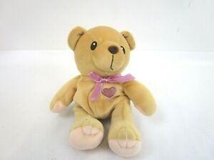 "JUNE Plush Priscilla Cherished Teddies Bear Hillman Enesco 7.5"" 1999 Stuffed ECU"