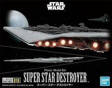 Bandai Star Wars Super Star Destroyer Model Kit Vehicle Model 016 USA Seller