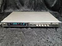 Vintage Scott AM/FM PLL Synthesizer Digital  Stereo Tuner 558T w/ Antenna Memory