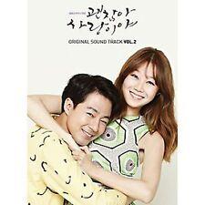 K-pop It's Okay, That's Love - O.S.T Volume 2 (SBS Drama) (OSTD665)