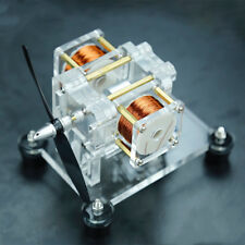 Hall Motor High-speed Magnetic Levitating Brushless Motor With 2 Coils Diy Toy