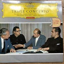 136 236 Beethoven Triple Concerto / Anda / Schneiderhan / Fournier / Fricsay ...