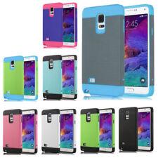 Fundas y carcasas Para Samsung Galaxy Note 4 de silicona/goma para teléfonos móviles y PDAs Samsung