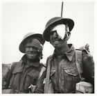 WORLD WAR ll ~ WOUNDED BRITISH SOLDIERS ~ TUNISIA NORTH AFRICA-1943