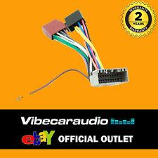 Jeep Cherokee 2002> Car Stereo Radio Wiring Harness ISO Loom CT20JP02