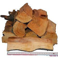 Erle Chunks 4kg Grillholz Smokerholz Räucherholz Räucherklötze Versandfrei