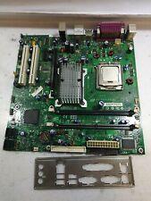 -  INTEL SOCKET 775 PIN MOTHERBOARD D946GZIS  D66165-502 w/C2D 6320 CPU