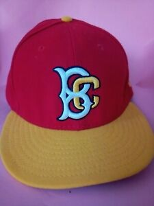 Brooklyn Cyclones New Era Fitted Hat 7 3/4