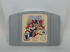 PAPER MARIO Nintendo 64 N64 Good