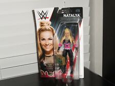 WWE SUPERSTARS #78 NATALYA CHASE ACTION FIGURE (WITH MONEY IN THE BANK)