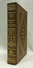 Lust for Life Irving Stone Franklin Library Leather Best Loved Books Limited