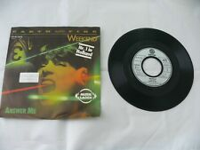 """Earth And Fire - Weekend - Answer Me - 7"""" Single 8719"""