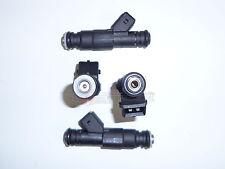 4 TRE Flow Matched 900cc/min Fuel Injectors Lancia Delta Integrale HF 4WD EVO