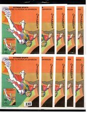 # 10X SOMALIA - MNH - SPORTS - EXTREME SPORTS - 2001