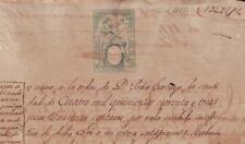 1870-PS-50 BX36 SPAIN ESPAÑA   PAPEL SELLADO 1870 SELLO ILUSTRES