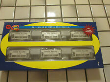 athearn UNION PACIFIC 24 foot ore cars with loads 6 pack HO scale