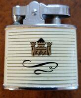 Minx Vintage 1960s Kent Logo Lighter Castle Cigarette