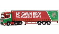 Mercedes-Benz Actros (MP4) Curtainside Trailer - McGawn Transport